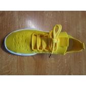 Tenisky dámské žluté textilní